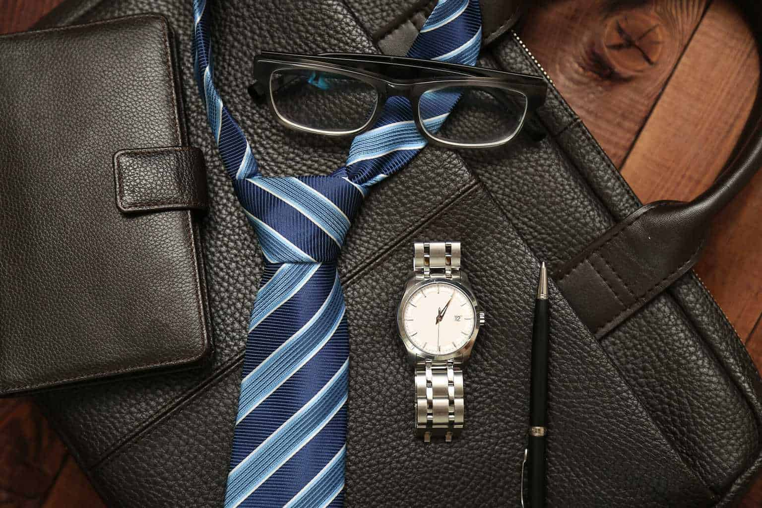 Открытки галстук часы