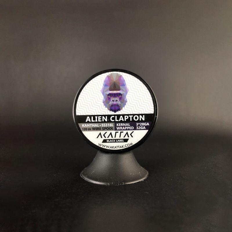 """Akattak Alien Clapton 120"""" Wire"""