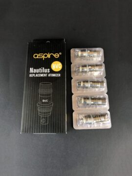 Aspire Nautilus BVC Coils 1.6 ohm
