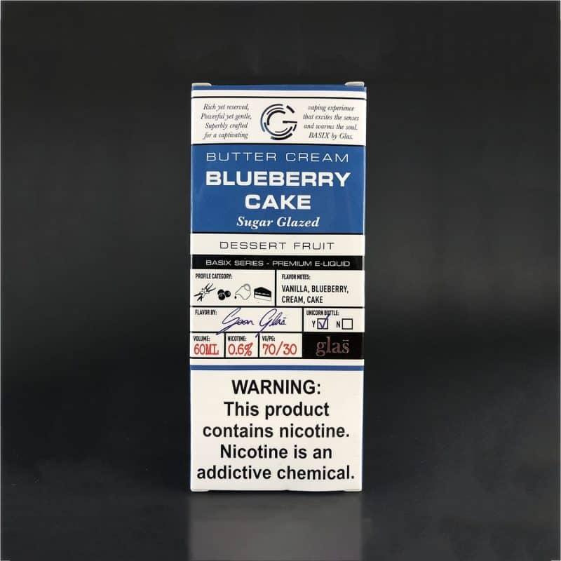 Basix Blueberry Cake
