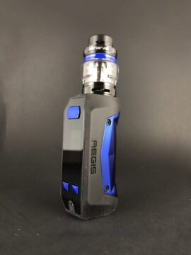 Geekvape Aegis Mini Kit Black & Blue