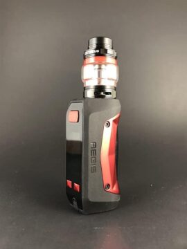 Geekvape Aegis Mini Kit Black-& Red