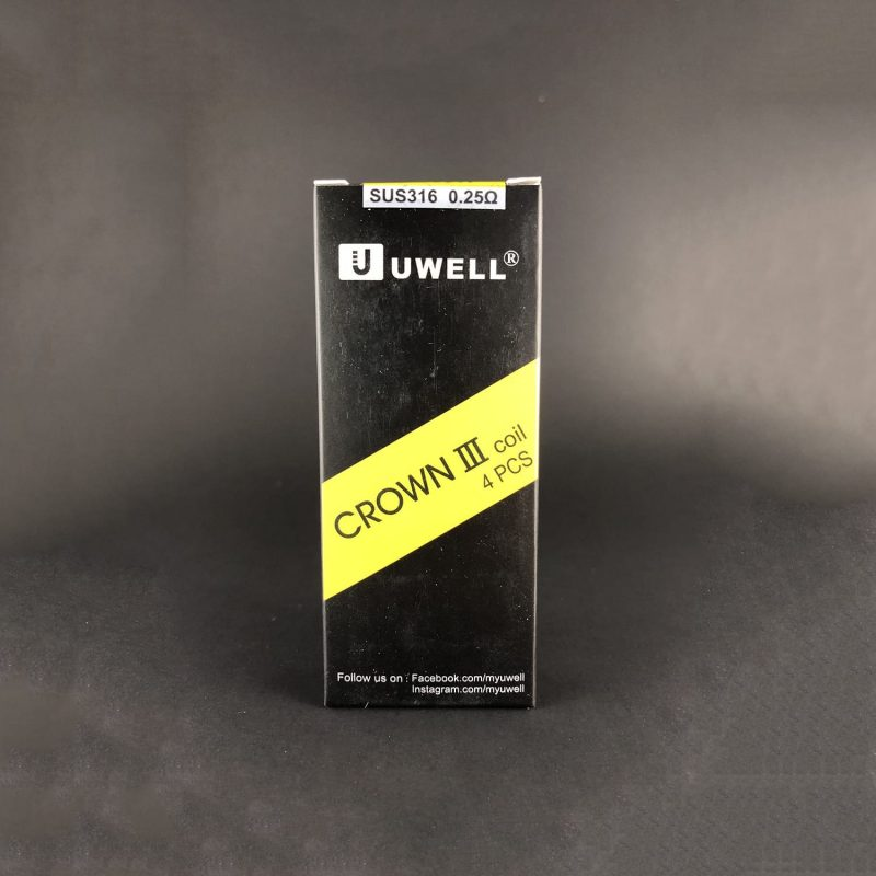 Uwell Crown III Coil .25 ohm