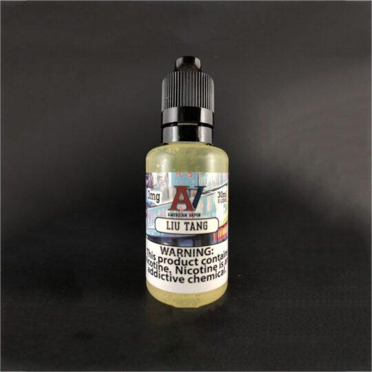 Liu Tang Premium Vape Juice from The Vapor Lab