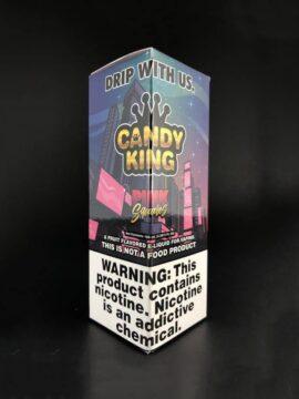 Candy King Pink Squares