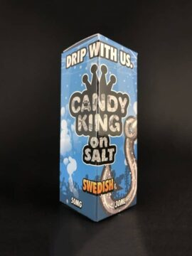 Candy King on Salt Swedish