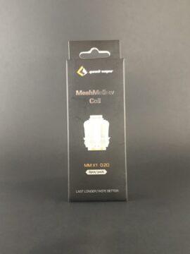 Geekvape Meshmellow Coils