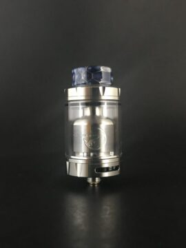 Hellvape Rebirth RTA Stainless