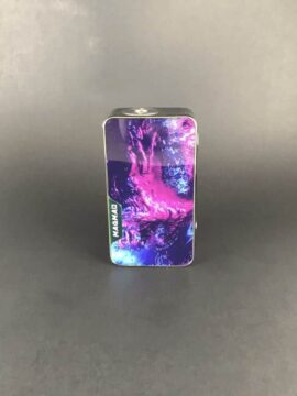 Famovape Magma Box Mod Fire Feather