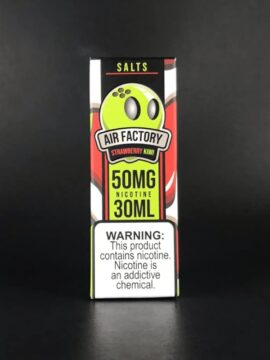Air Factory Strawberry Kiwi Nic Salt