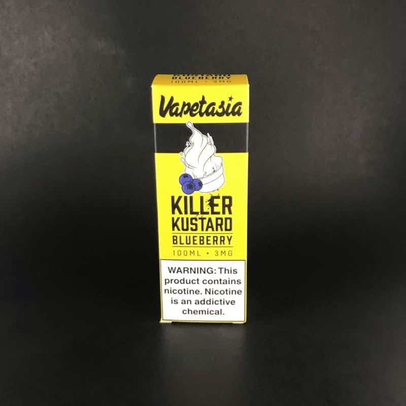 Vapetasia Killer Kustard Blueberry