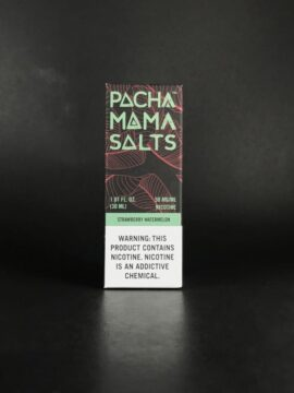 Pacha Mama Salts Strawberry Watermelon
