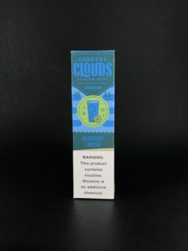 Coastal Clouds 60mL Blueberry Limeade