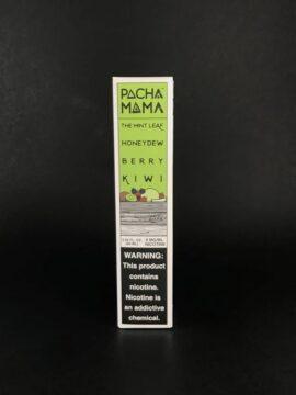 Pacha Mama 60mL Mint Leaf Honeydew Berry Kiwi