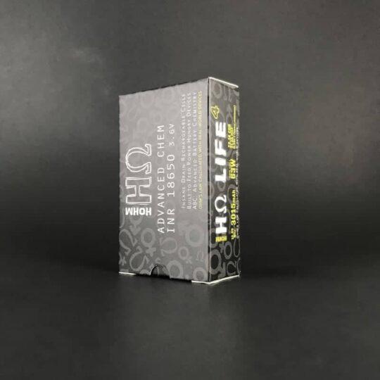 Hohmtech Hohm Life V4 18650 Battery 2 pack