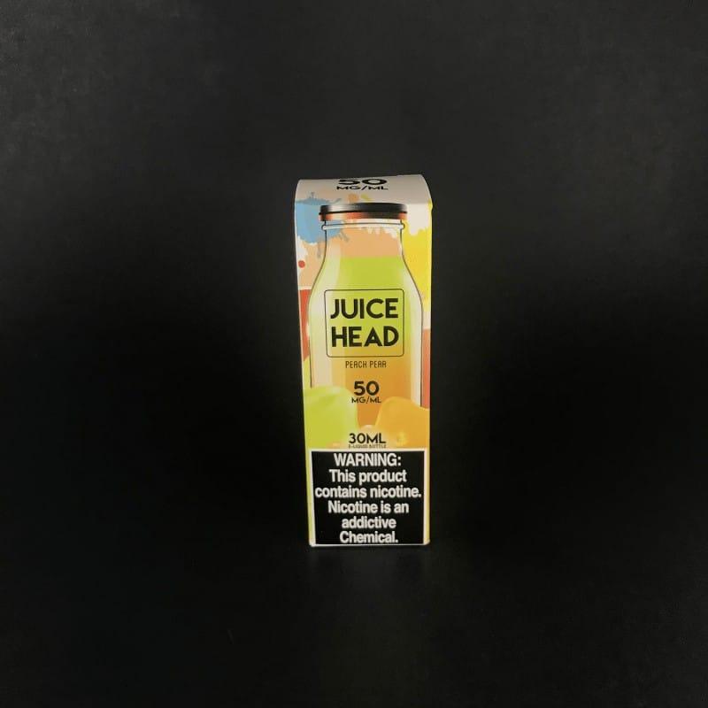 Juice Head Salts Peach Pear