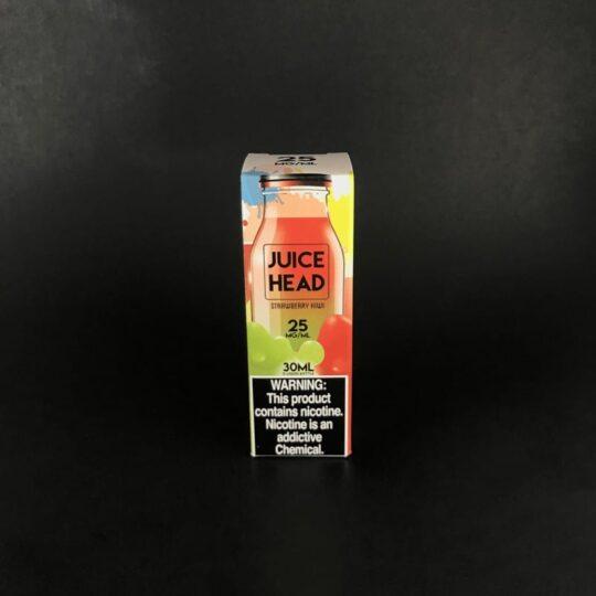 Juice Head Salts Strawberry Kiwi