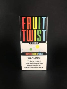 Twist Tropical Pucker Punch 120ml