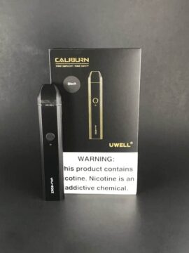 Uwell Caliburn Kit Black