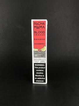 paMama Blood Orange Banana Gooseberry 60mL