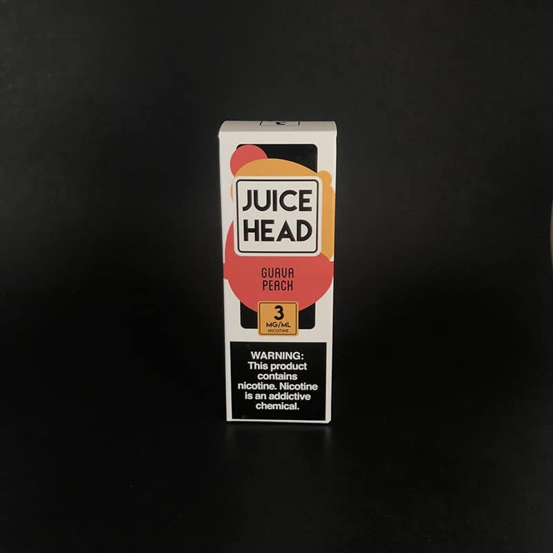 Juice Head 100mL Guava Peach