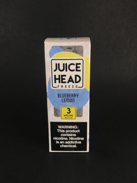 Juice Head Blueberry Lemon Freeze