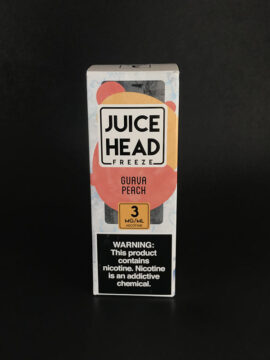 Juice Head Guava Peach Freeze