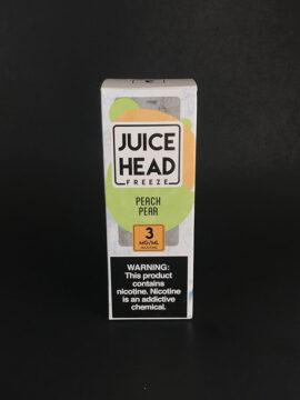 Juice Head Peach Pear Freeze