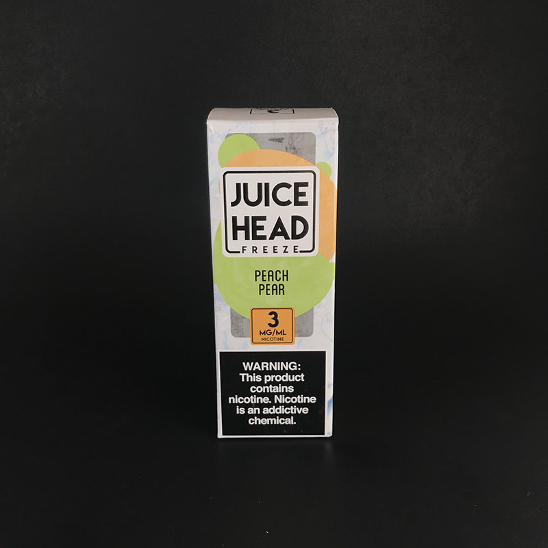 Juice Head Peach Pear Freeze
