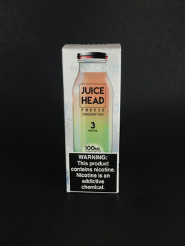 Juice Head Strawberry Kiwi Freeze