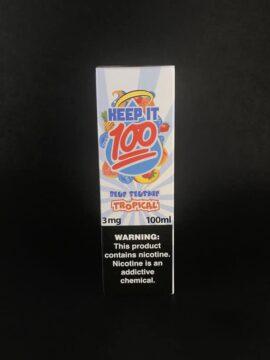 Blue Slushie Tropical by Keep It 100