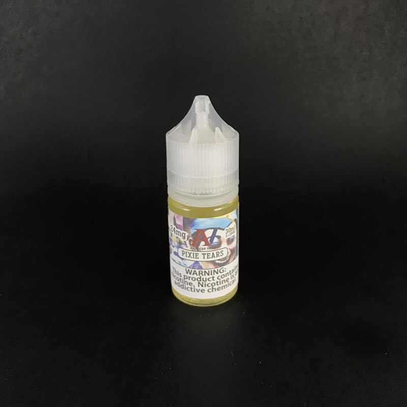 Pixie Tears Nic Salt 24mg 30mL Bottle