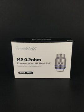 FreeMax 904L M2 Mesh Coil