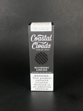 Coastal Clouds Blueberry Limeade