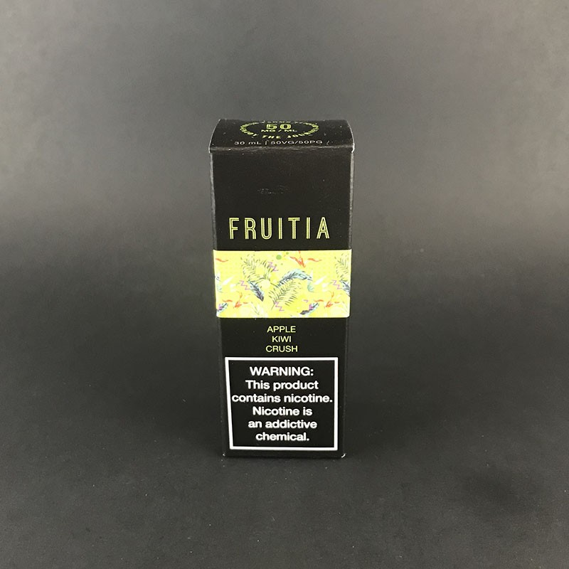 Fruitia Salt Apple Kiwi Crush