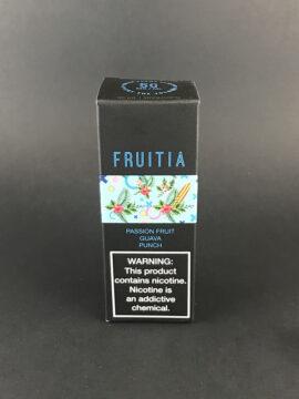 Fruitia Salt Passion Fruit Guava Punch
