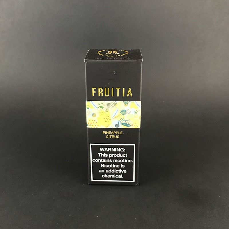 Fruitia Salt Pineapple Citrus Twist